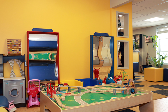 Pediatrics private practice in Newton